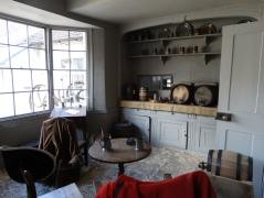 the Bar circa 1770