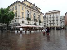 Main square Lugano