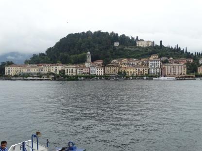 Looking at Bellagio