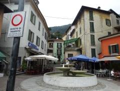 Argegno Town Square