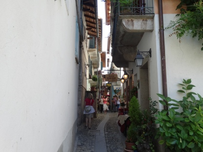 More alleys