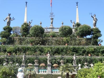 the garden terraces