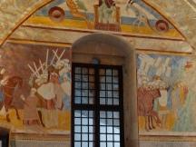 some of the original murals