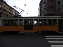 drop sided tram - not quite