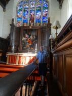 The Chapel - Corpus Christi College
