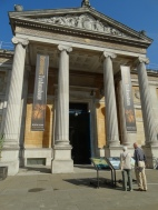 Ah here it is Ashmolean Museum