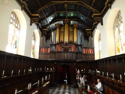 Chapel Peterhouse