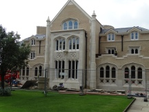 new build Peterhouse College