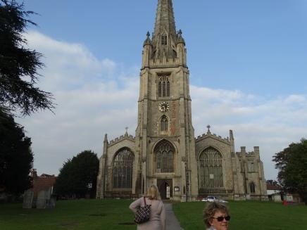 Saffron Waldron's Church