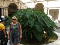 Octagonal Courtyard