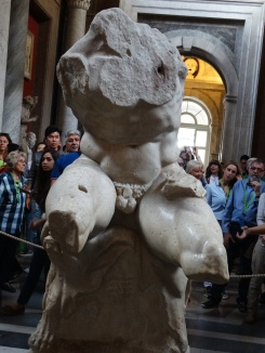 the Belvedere Torso