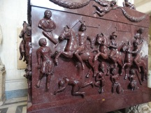 Red Porphyry Sarcophagus of Constantina