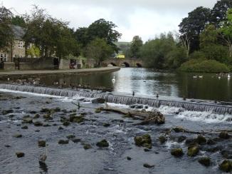 Weir on the Wye