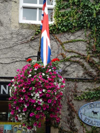 Lovely street flowers everywhere