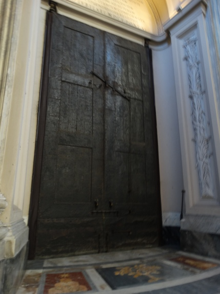 Doors from Domus Faustae