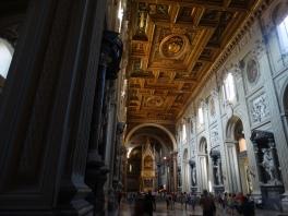 Inside St John's Latern