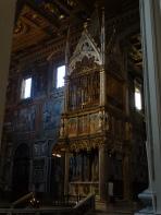 baldacchino of St. Peter and Saint Paul
