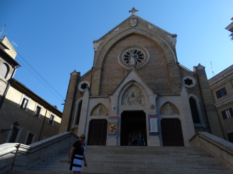 The Church of Alphonsus on the Esquiline