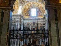 inside Basilica di Santa Maria Maggiore