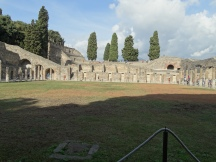 Gladiatorial square