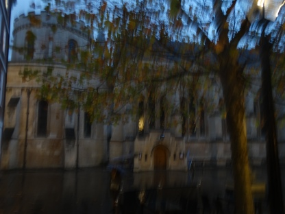 Temple Church and the Square