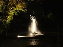Fountain in Temple Square