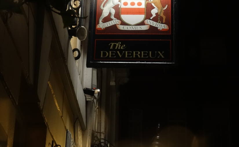 The Retirees go Abroad – the Hidden Pubs of Ole LondonTown