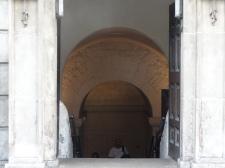 Unto the crypt