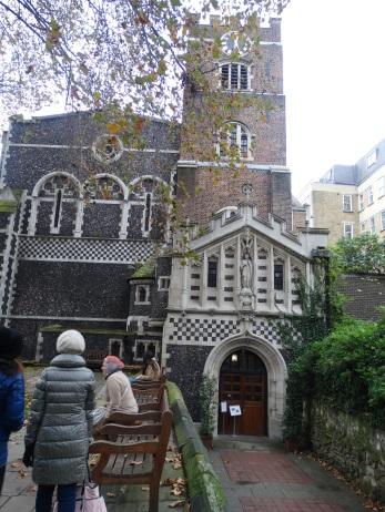 St Bartholomew Great Church