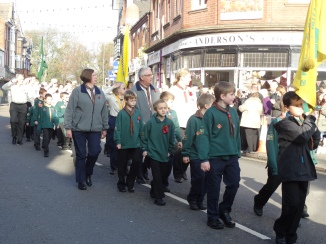 local scout group