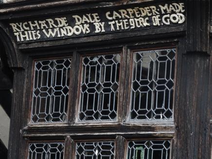 the carpenter's mark