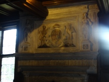 Fireplace in Great Parlour