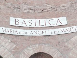 Bascilica Santa Maria degli Angeli e dei Martiri