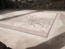 Floor in part of the House of the Faun