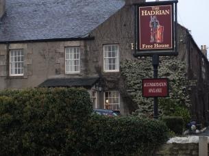 Hadrian's Hotel Wall