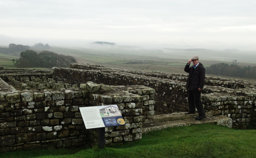 Bishops Visit – A Roman's Life – Housesteads Fort and HadriansWall