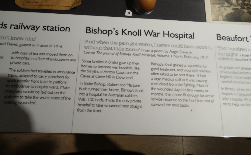 Retirees Go Abroad –Bristol and Bishop'sKnoll