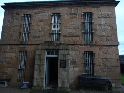 Pre reformation prison block