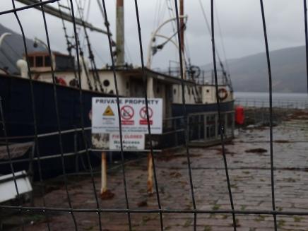 Ship Museum Closed
