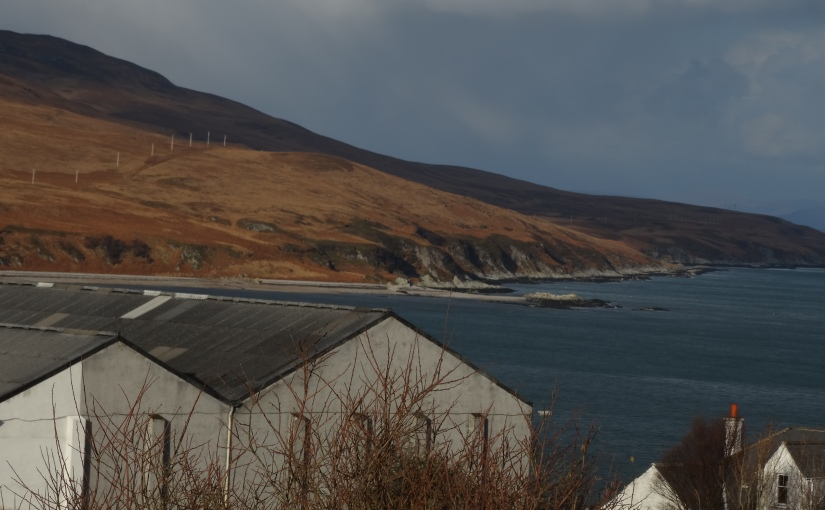 Bishops Visit – Islay – the Land of the PeatedWhisky