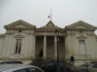 Palais de Justice St Jean D'Angeley