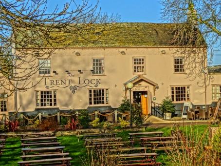 Trent Lock Pub