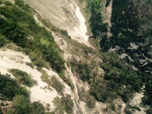 cave to valley below