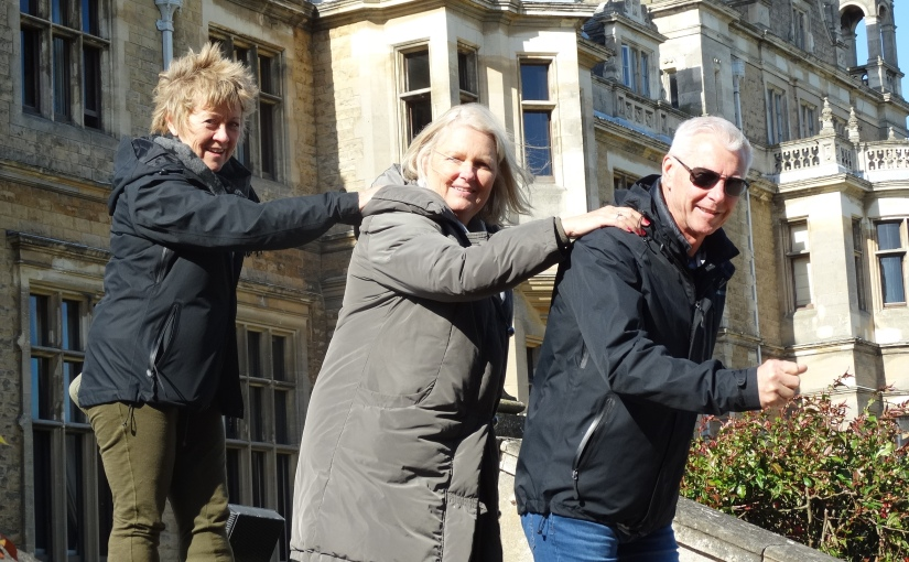 The Retirees go Abroad – Sherwood Forest and a BakewellTart