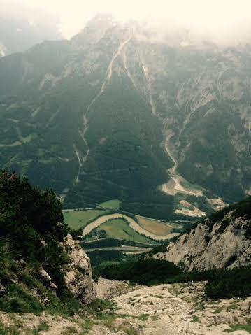 valley below #2