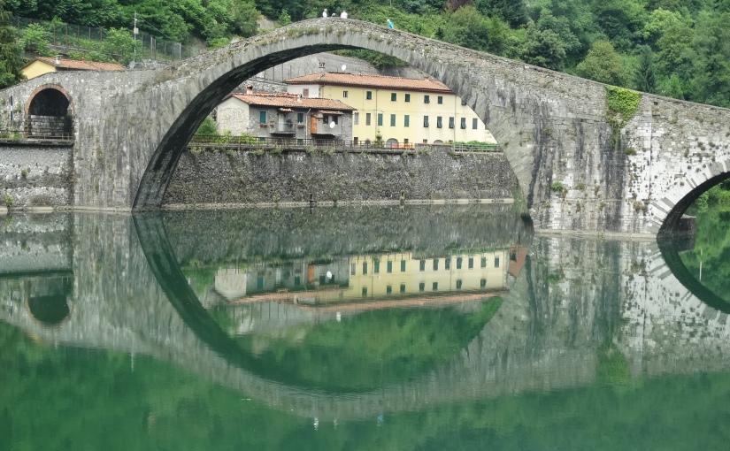 The Retirees go Abroad – the Devils Bridge and the village ofSillico