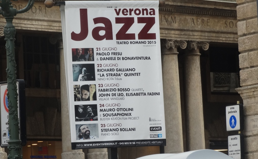 The Retirees go Abroad – VeronaOvernight