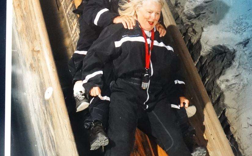 The Retirees go Abroad – Salt Mines BerchtesgadenAustria