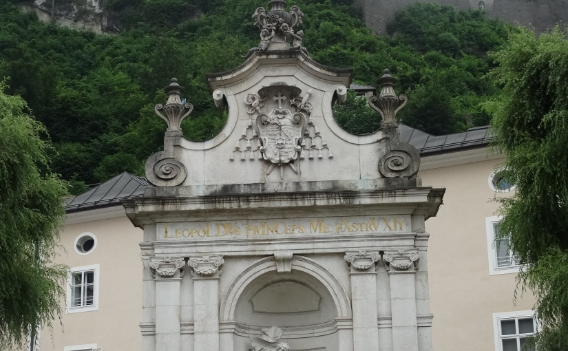 The Retirees go Abroad – Old Town SalzburgAustria