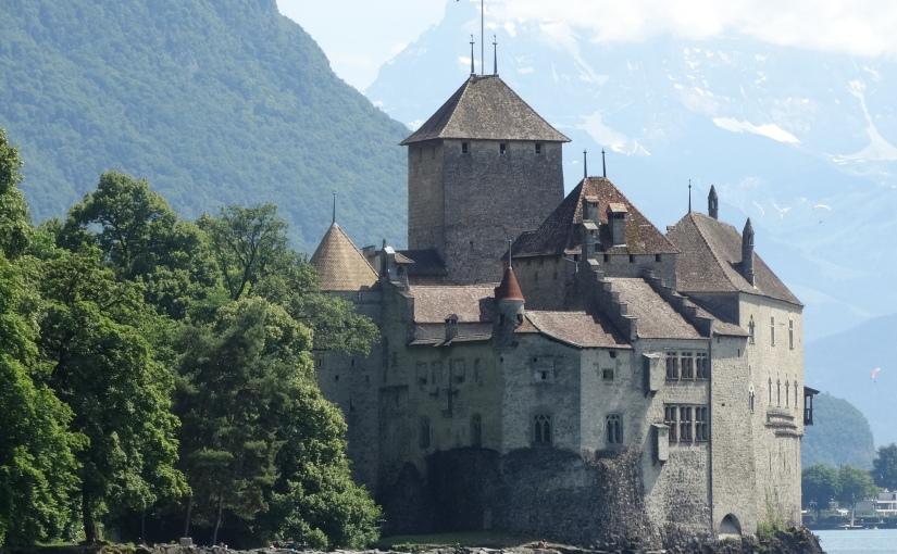The Retirees go Abroad – ChateauChillon